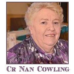 Cr Nan Cowling