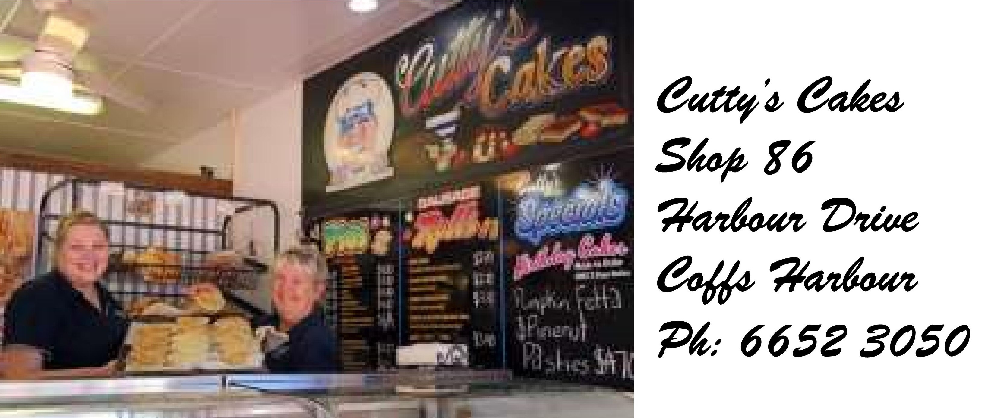 Cutty's Cakes