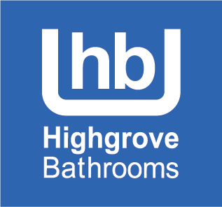 Highgrove Logo Blue Square
